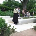 Projet réalisé pour la 17e edition du festival des jardins de Chaumont-sur-Loire Thème : «des jardins en partage».
