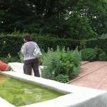 Projet réalisé pour la 17e edition du festival des jardins de Chaumont-sur-Loire, Thème : «des jardins en partage».